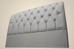 Cabeceira Casal Caramelo 138 cm de Largura - Modelo Lavínia